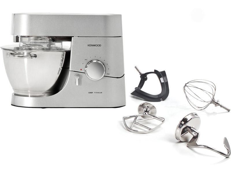 Kenwood Chef Titanium Kmt016 Swiss Edition Küchenmaschine Kaufen