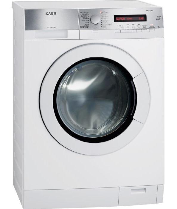 AEG Lavamat Bella LB3461 Waschmaschine links