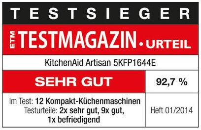 Kitchenaid Foodprozessor Artisan 1644 Kuchenmaschine Schwarz Kaufen