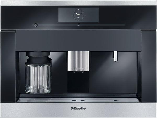 Miele Cva 6800 Ch Edelstahl Kaffeemaschine Einbau