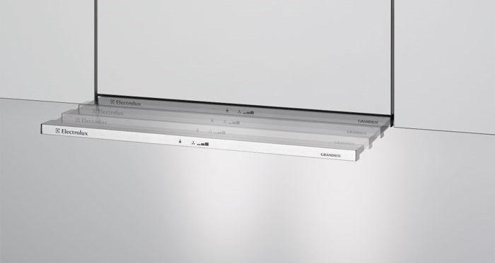 Electrolux dagl6030 dunstabzugshaube schwarz nettoshop.ch