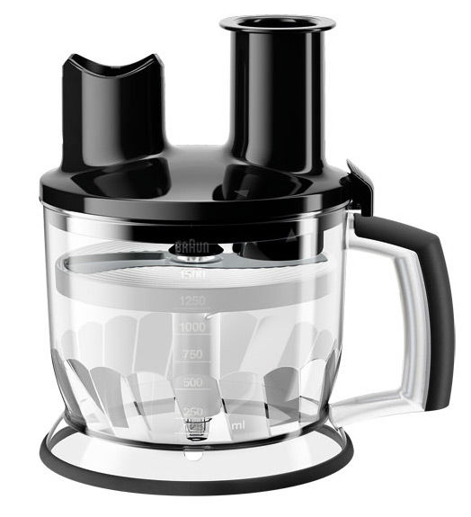 All In One Kitchen Appliance.Braun Food Processor Mq70 For Multiquick 5 7 Accessory Black