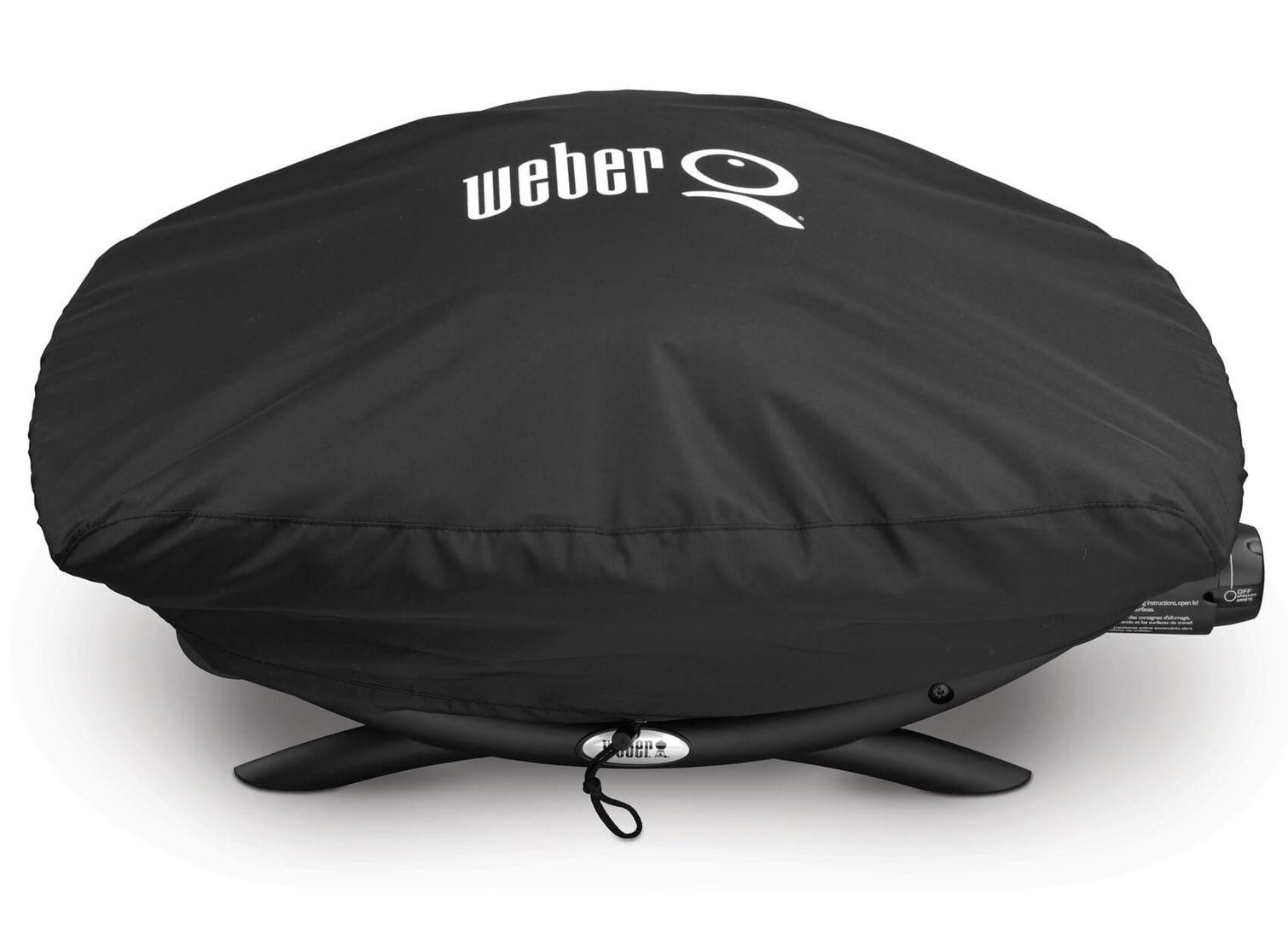 Weber Elektrogrill Q 2400 Zubehör : Weber q dark grey grill nettoshop