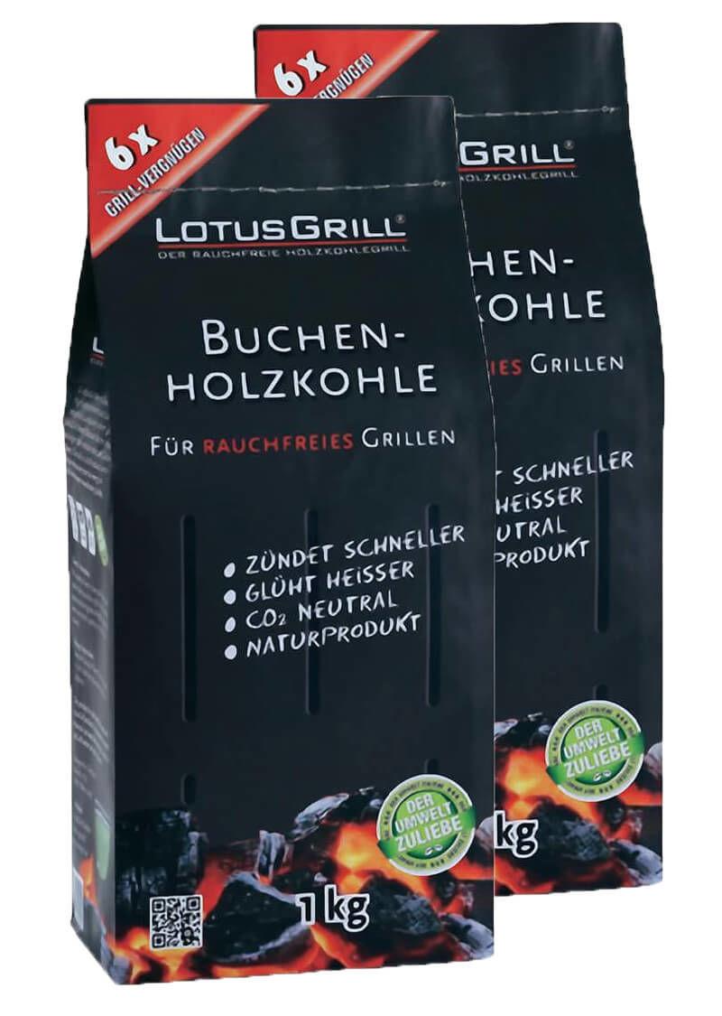 lotusgrill grill anthrazitgrau g-an-34 | nettoshop.ch