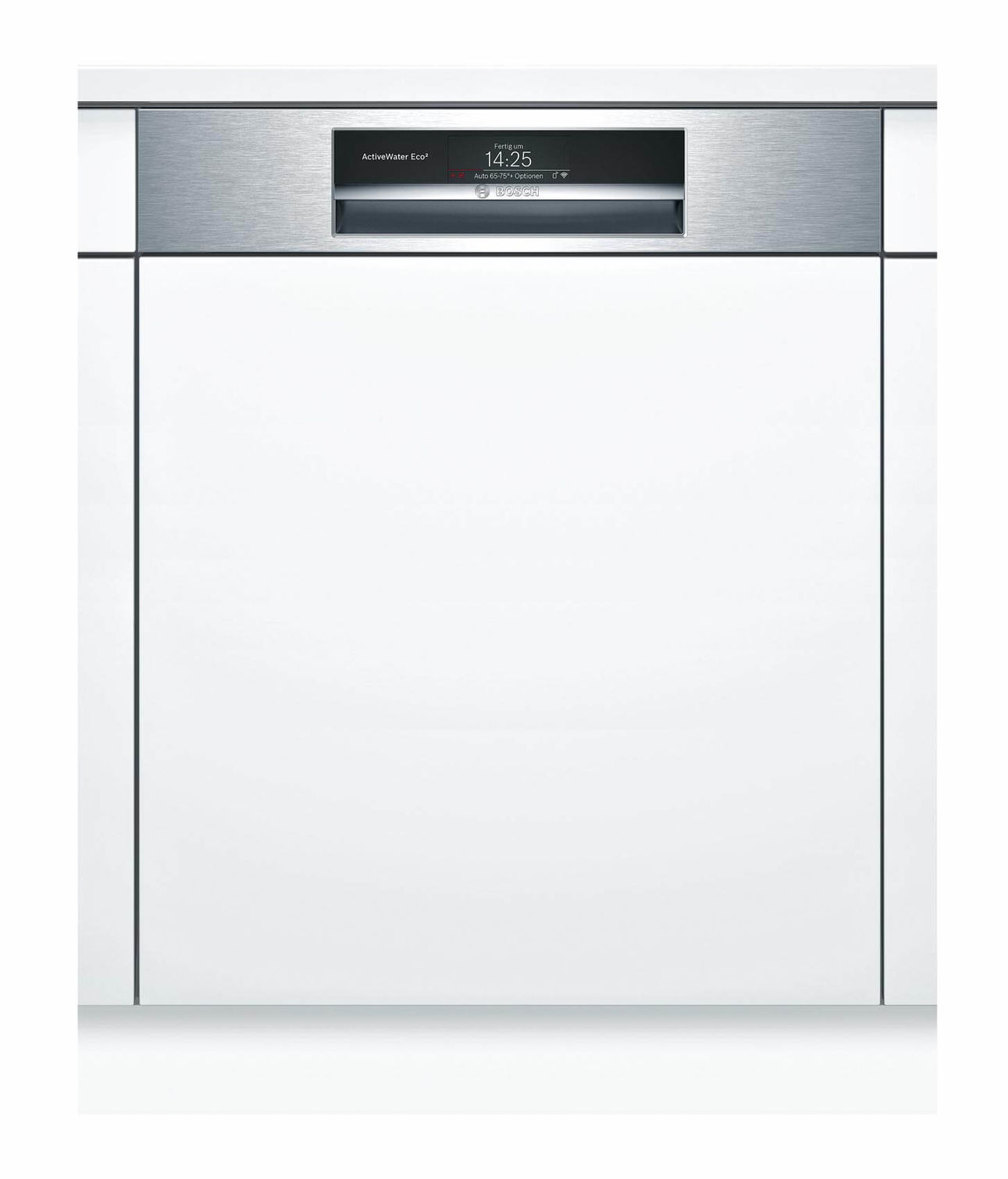 Bosch Smi88Ts36E Dishwasher Stainless Steel