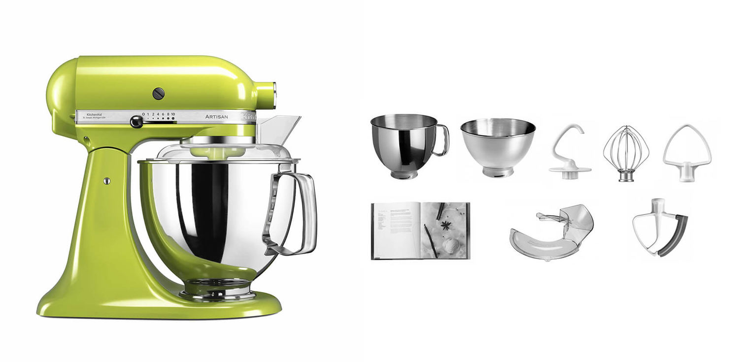 Kitchenaid Artisan Ksm175 Kitchen Machine Apple Green