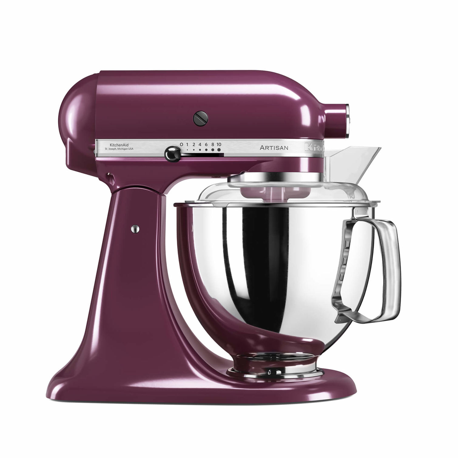 Kitchenaid Artisan Ksm175 Kitchen Machine Elderberry