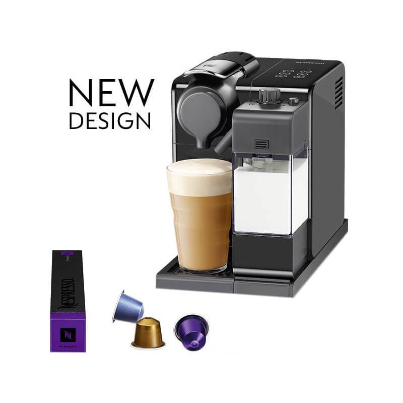 מודרניסטית Buy De Longhi Nespresso™ Lattissima Touch NEW EN560.B black ZJ-03