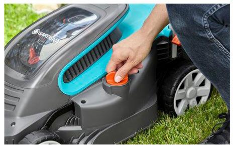 Gardena Powermax Li 18 32 Akku Rasenmaher Set Kaufen