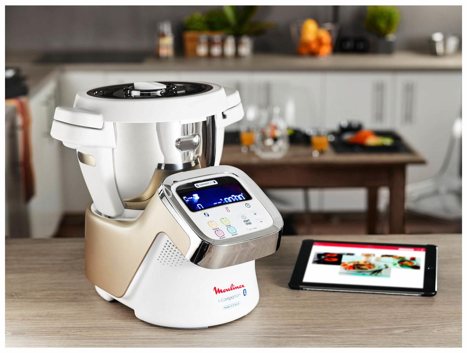 Moulinex I Companion Hf900110 Kitchen Machine