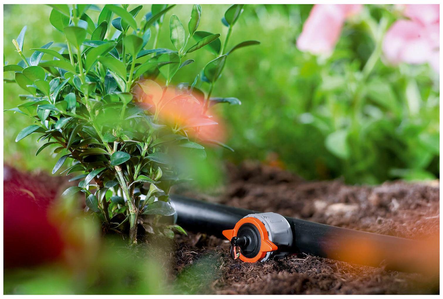 gardena micro-drip-system adjustable endline drip head | nettoshop.ch