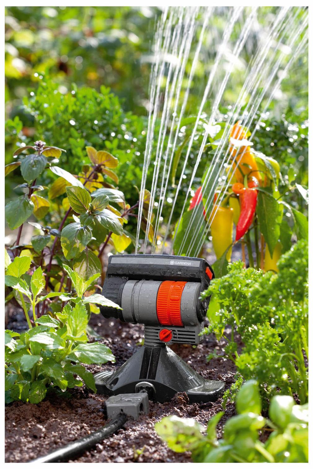 gardena micro-drip-system arroseur oscillant os 90 | nettoshop.ch