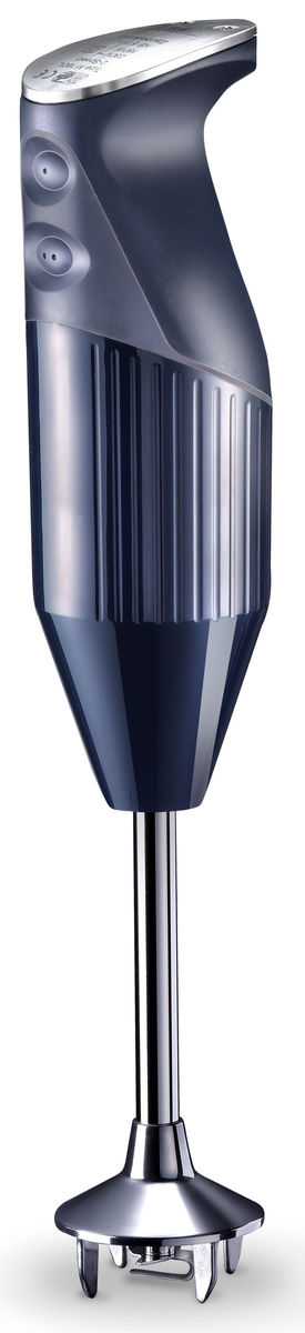 Image of Bamix 180 Deluxe Softgrip Mixer blau-chrom