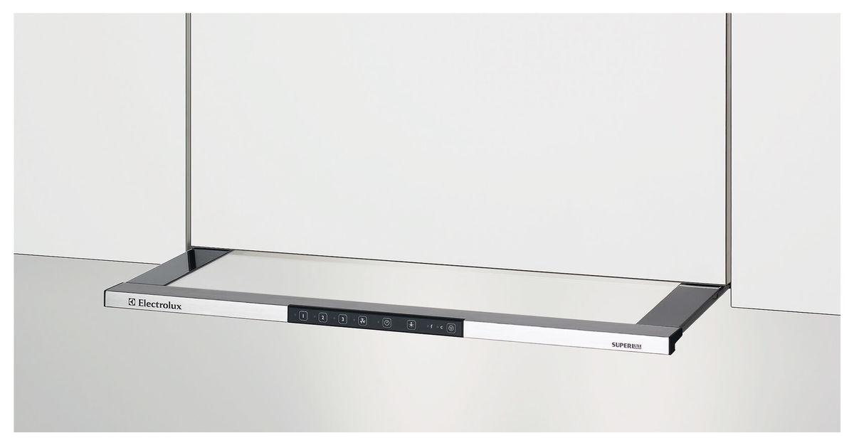 Image of Electrolux DA SL55 Dunstabzugshaube Chrom