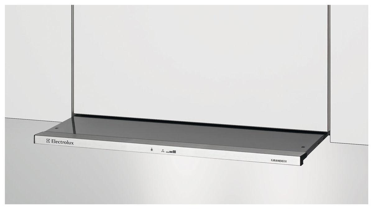 Image of Electrolux DAGL55 Dunstabzugshaube Chrom