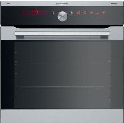 Image of Electrolux EB SL80 A Backofen Schwarz-Spiegelglas