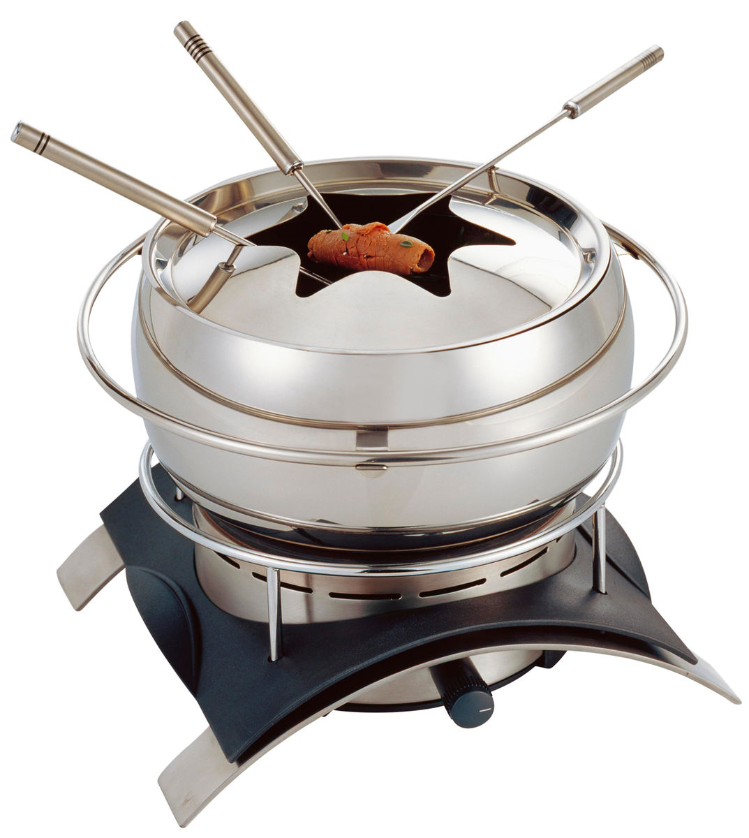 Image of Novis Fondue Set Inox
