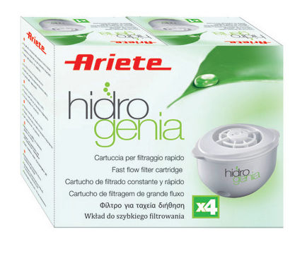 Image of Ariete Hidrogenia x4 Filter Zubehör