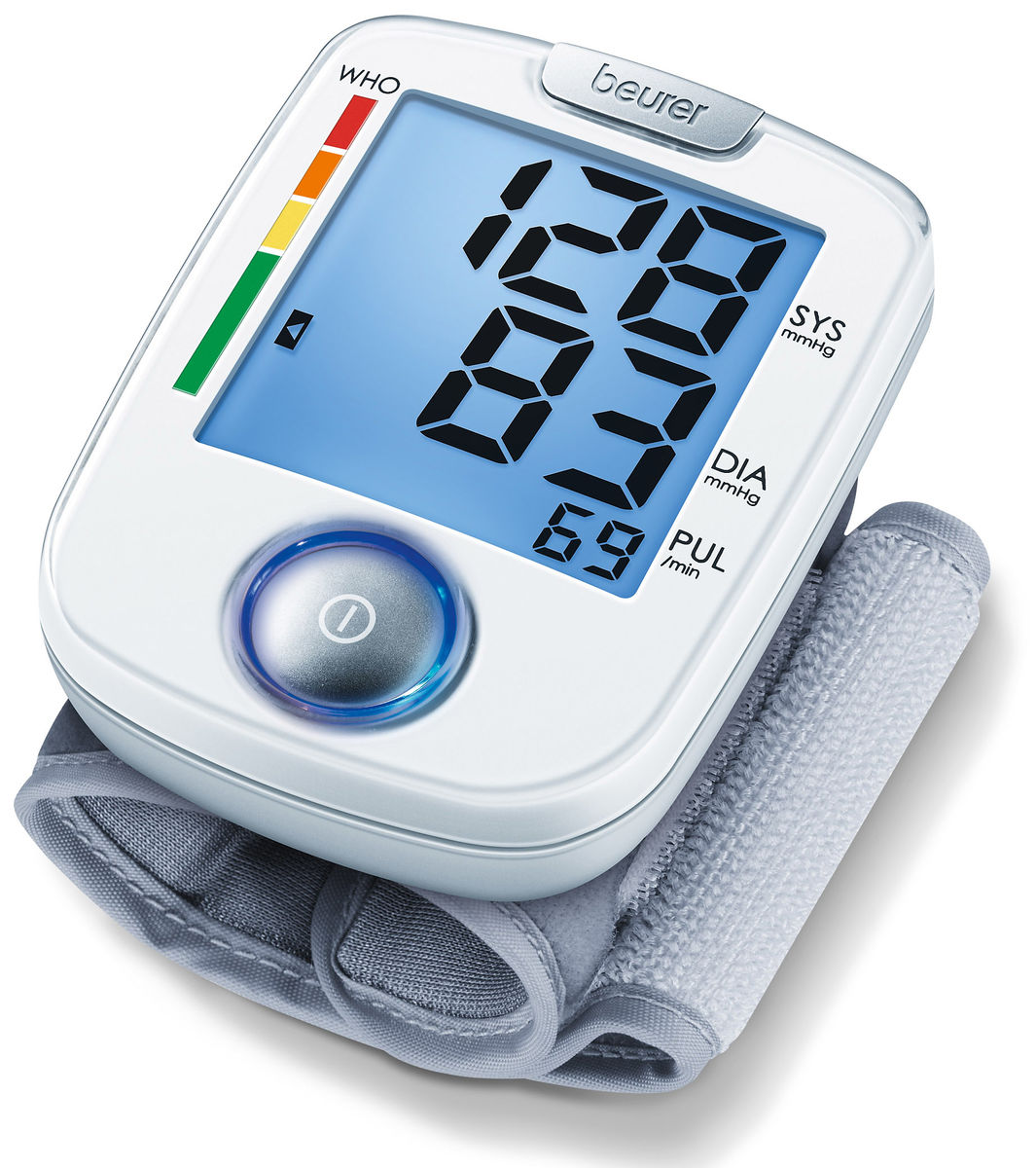 Image of Beurer BC44 Blutdruckmessgerät weiss