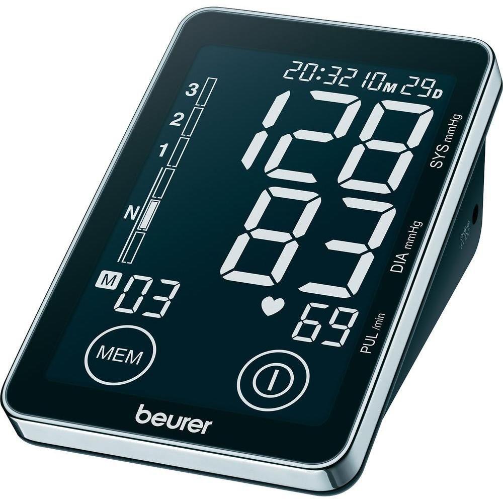 Image of Beurer Touchscreen BM58 Blutdruckmessgerät