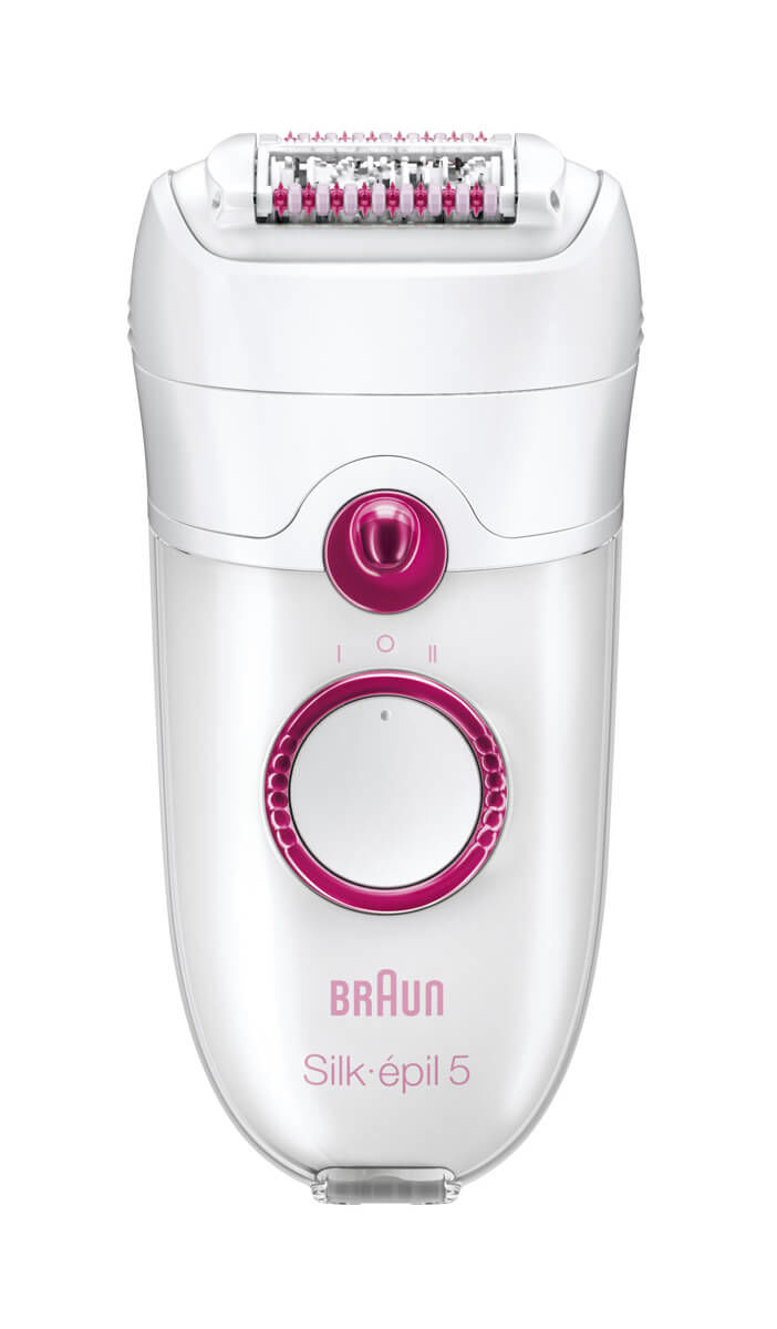 Image of Braun Silk-épil 5 Legs 5185 Young Beauty Epilierer