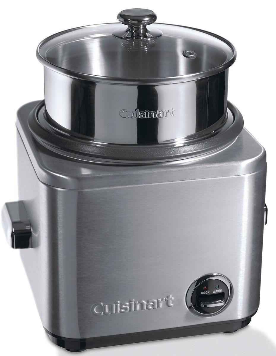 Image of Cuisinart CRC400E 6 Portionen Reiskocher