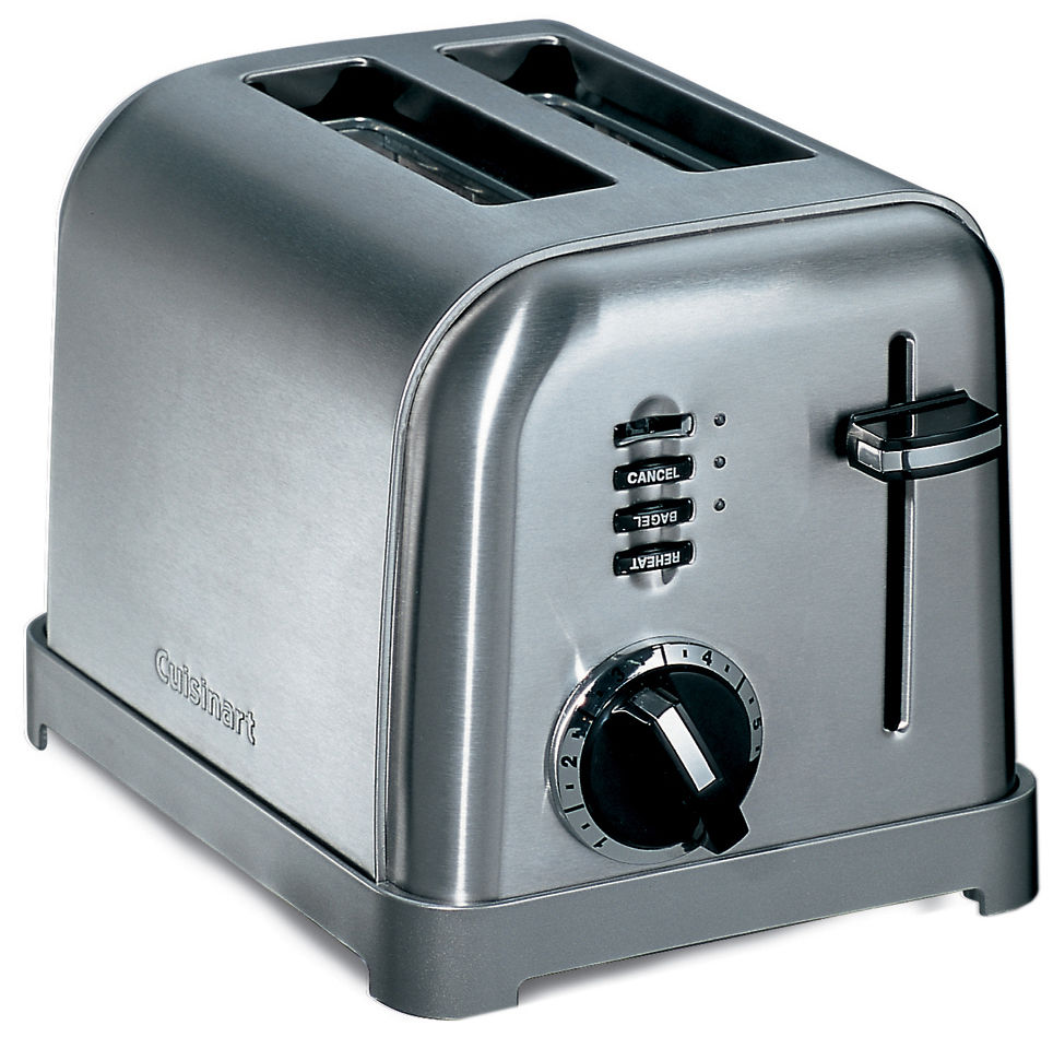 Image of Cuisinart CPT160E zweifach Toaster