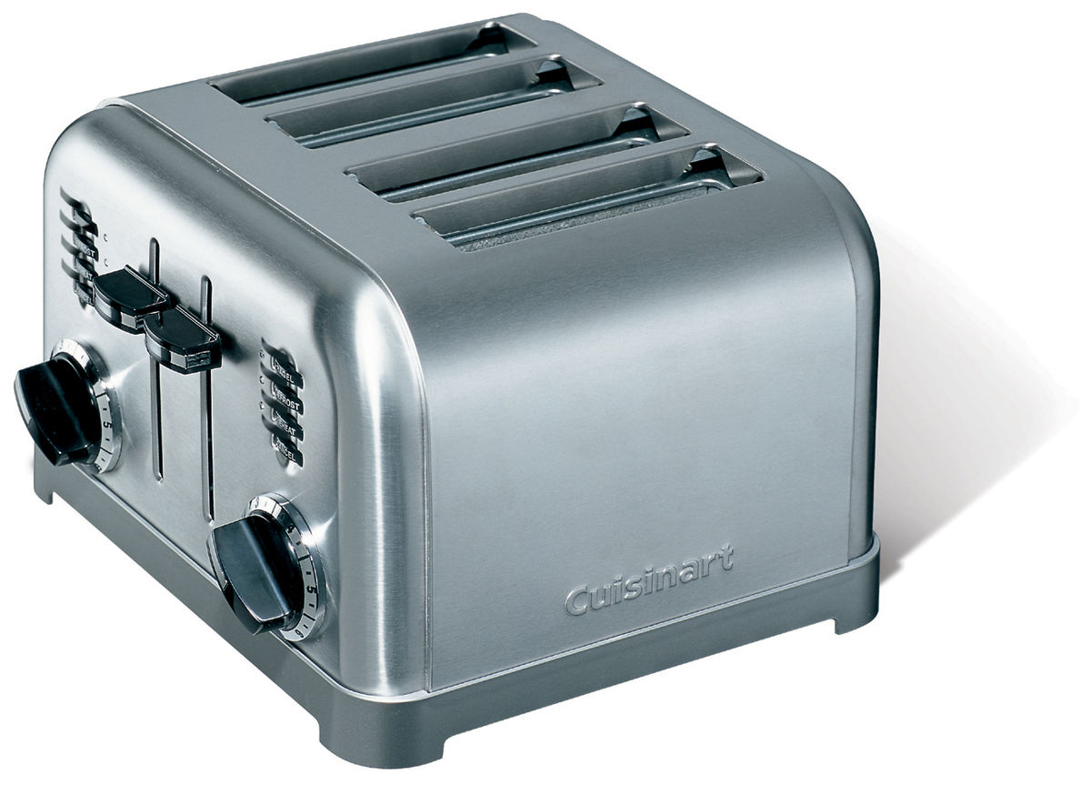 Image of Cuisinart CPT180E vierfach Toaster