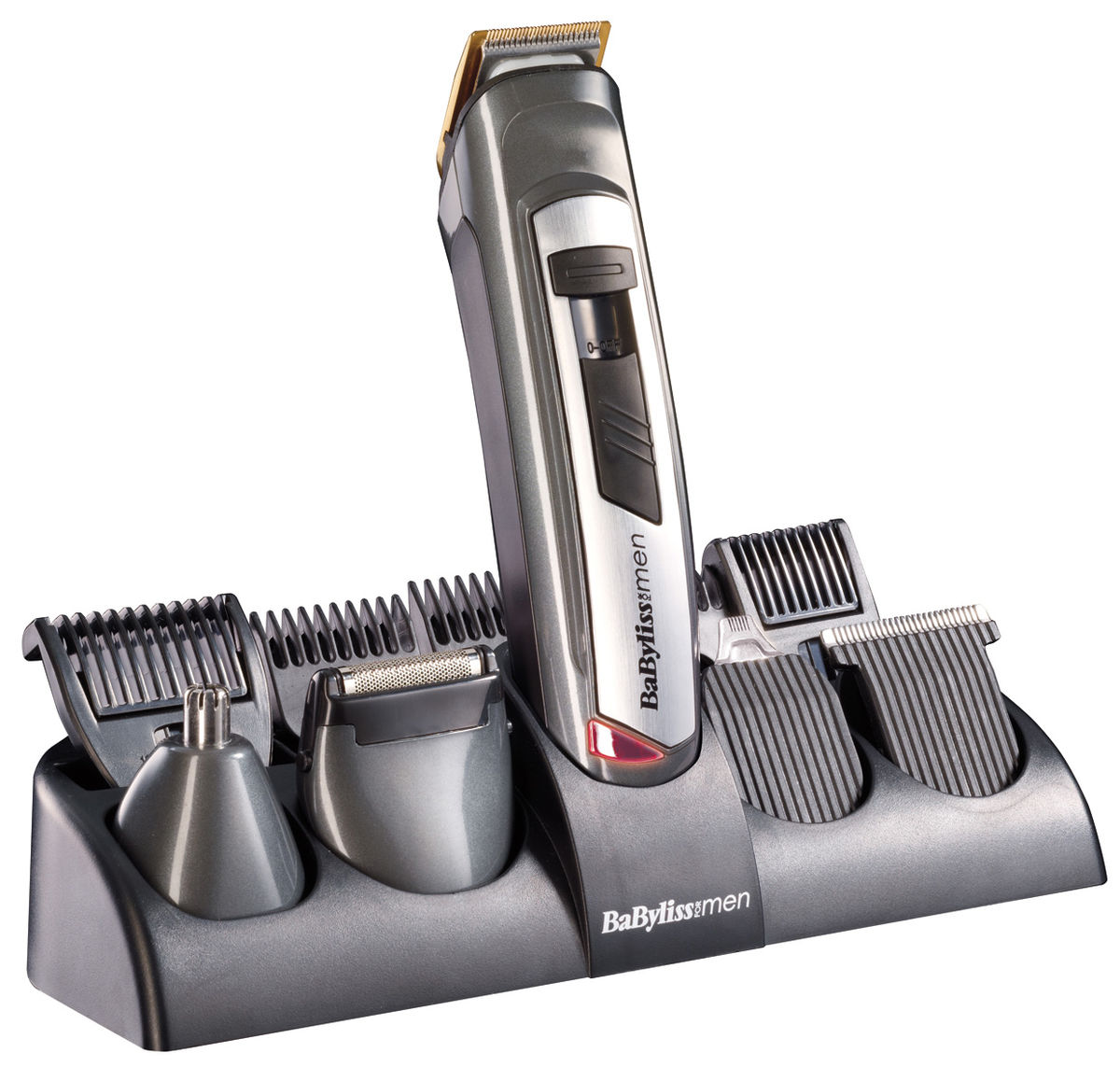 Image of Babyliss E826E Multi10 Titanium Hair,Face&Body, Trimmer