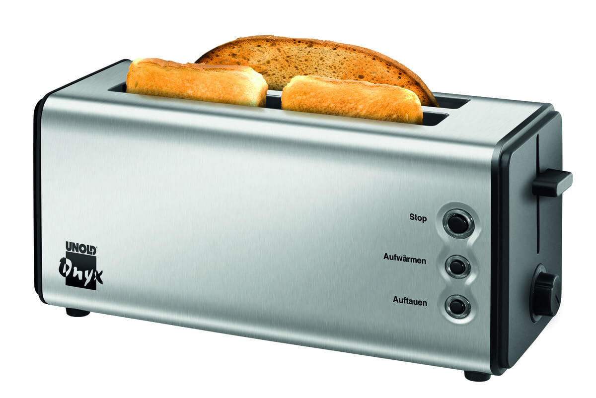 Image of Unold 230.017 onyx duplex Toaster