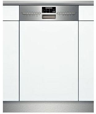 Image of Siemens SR56T593EU Geschirrspüler Edelstahl