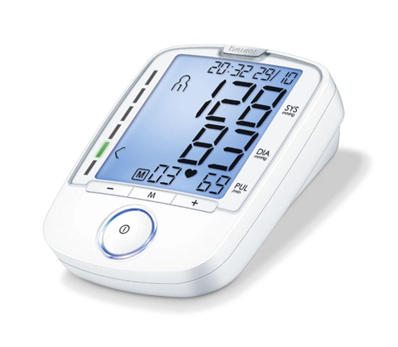 Image of Beurer BM 47 Blutdruckmessgerät weiss