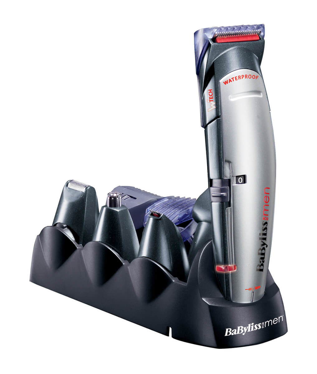 Image of Babyliss E837E X-10 Hair, Face & Body Trimmer