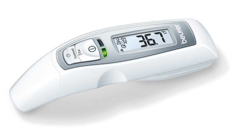 Image of Beurer FT 70 sprechendes Fieberthermometer
