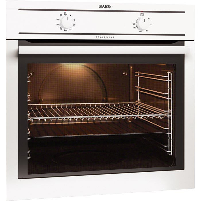 Image of AEG BOA w Backofen Weiss