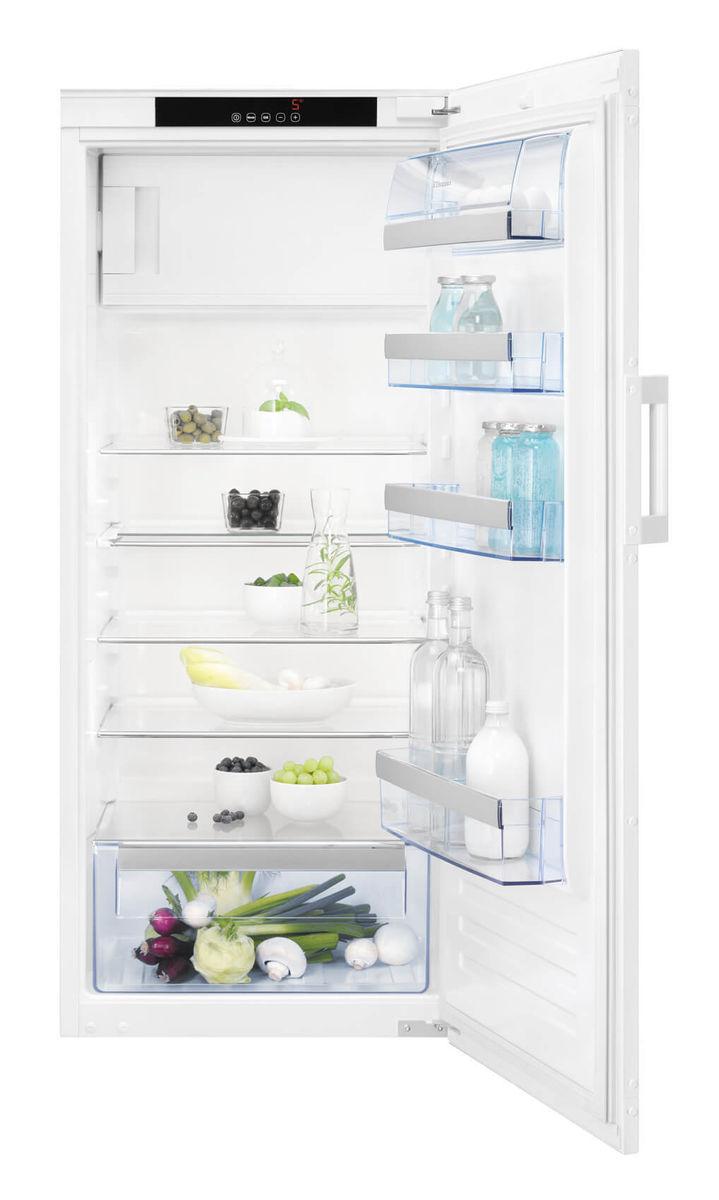 Electrolux EK242SLWE Kühlschrank weiss links