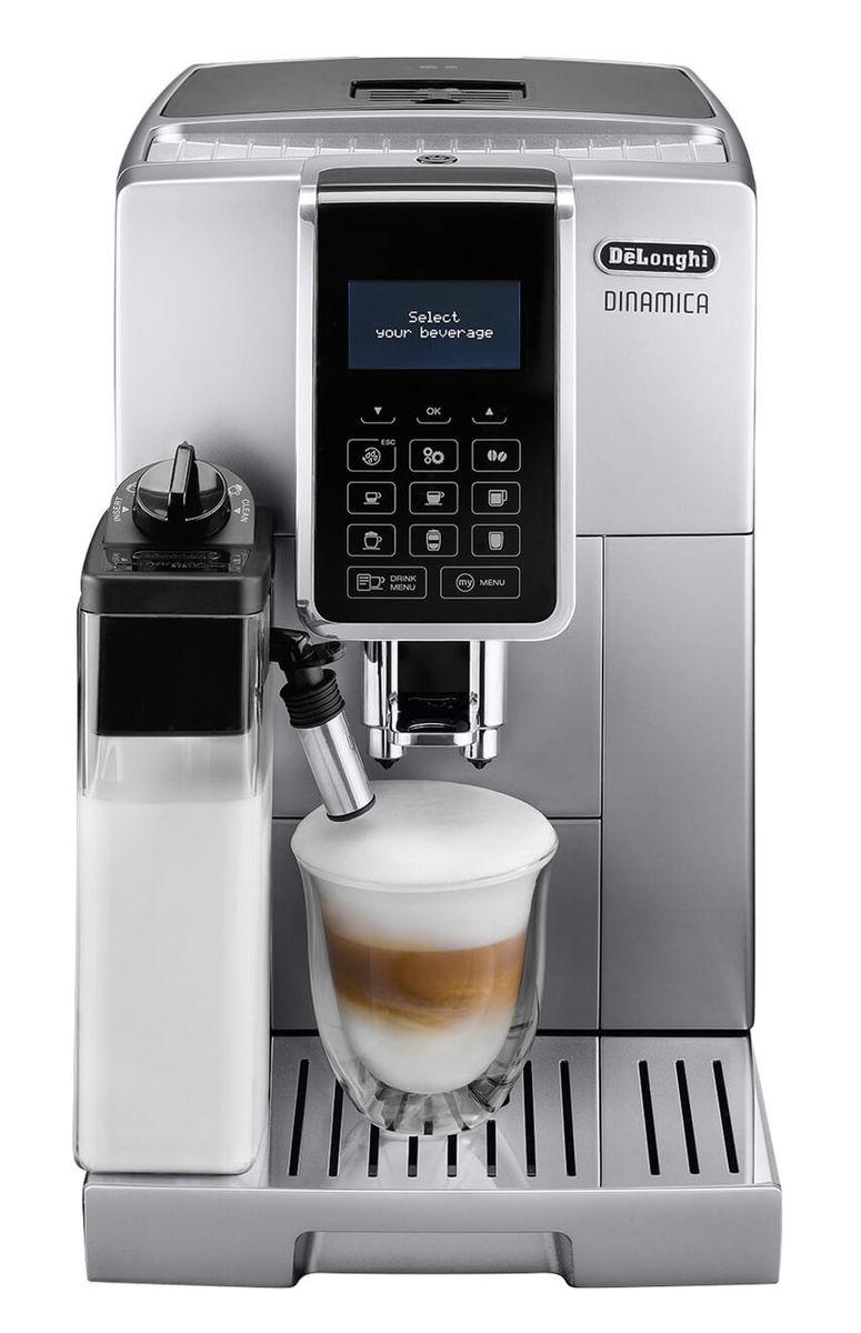 De Longhi ECAM 350.75.SB Kaffeemaschine Vollautomat