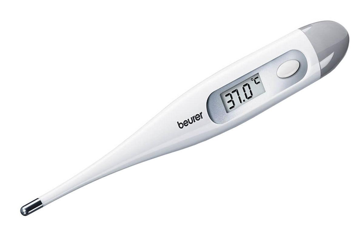 Beurer FT 09 Digitales Fieberthermometer weiss