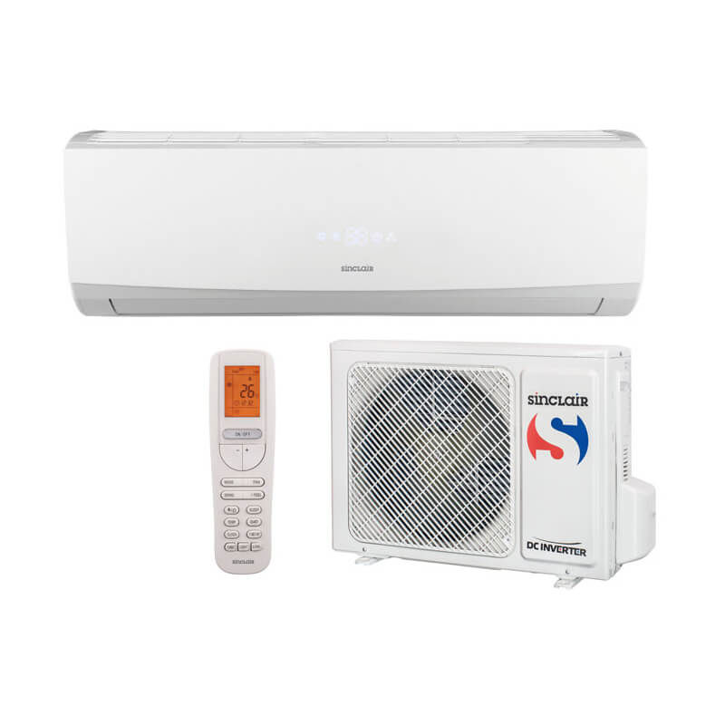 Sinclair Paket-Nr.2 3,5 kW Klimagerät