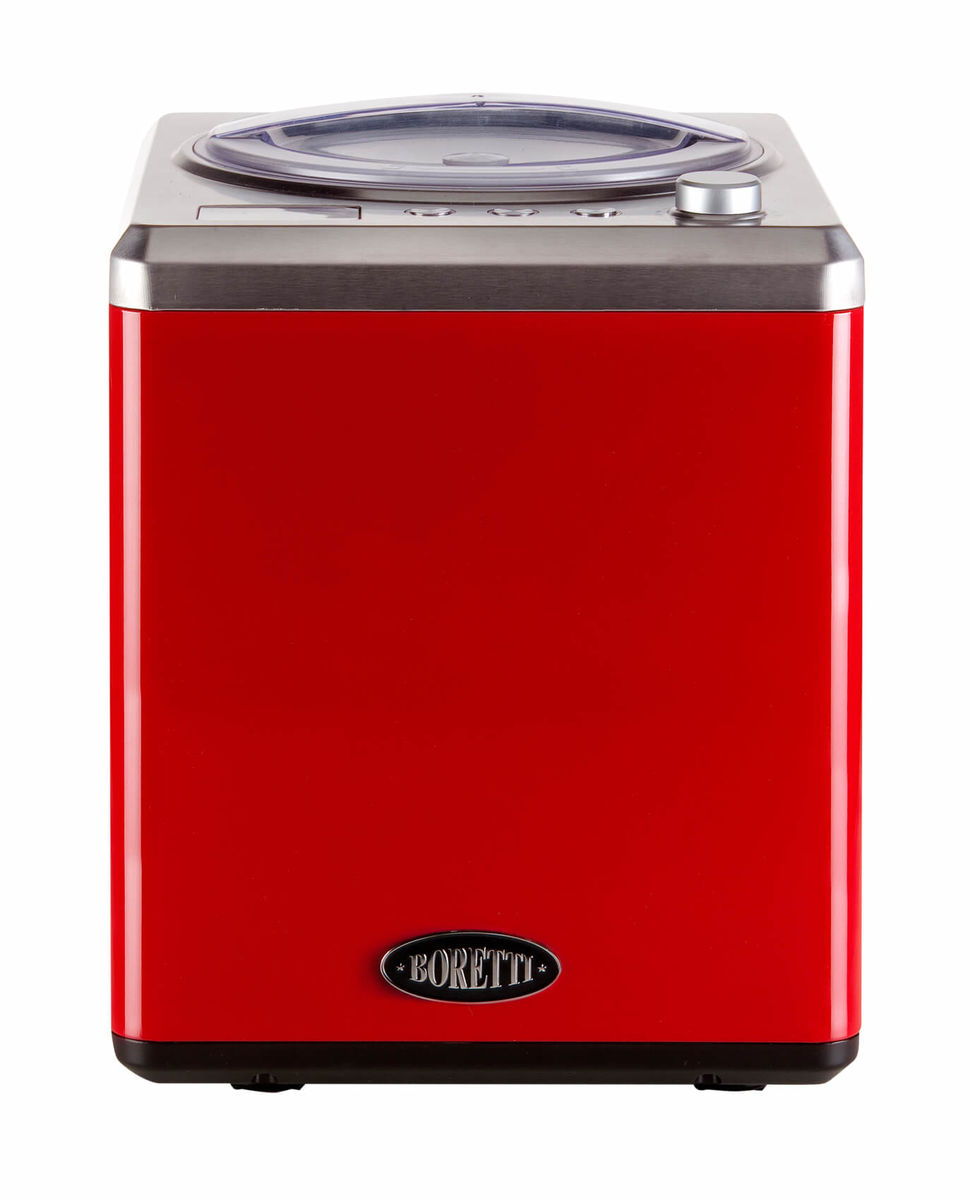 Boretti B101 Eismaschine rot
