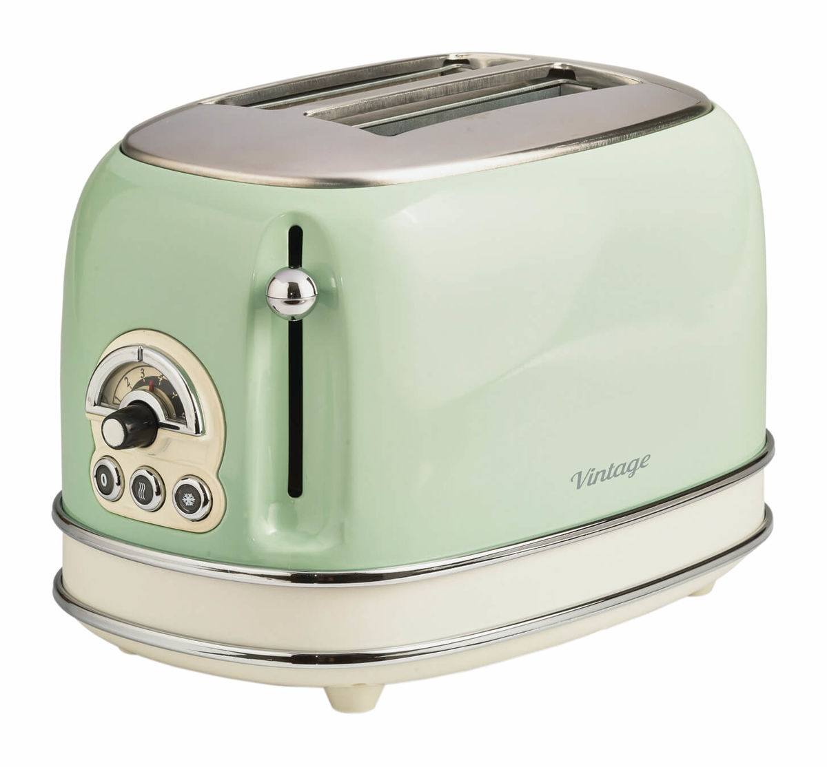 Image of Ariete 155-GR Toaster grün