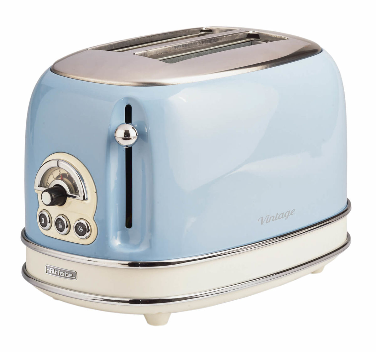 Image of Ariete 155-BL Toaster blau