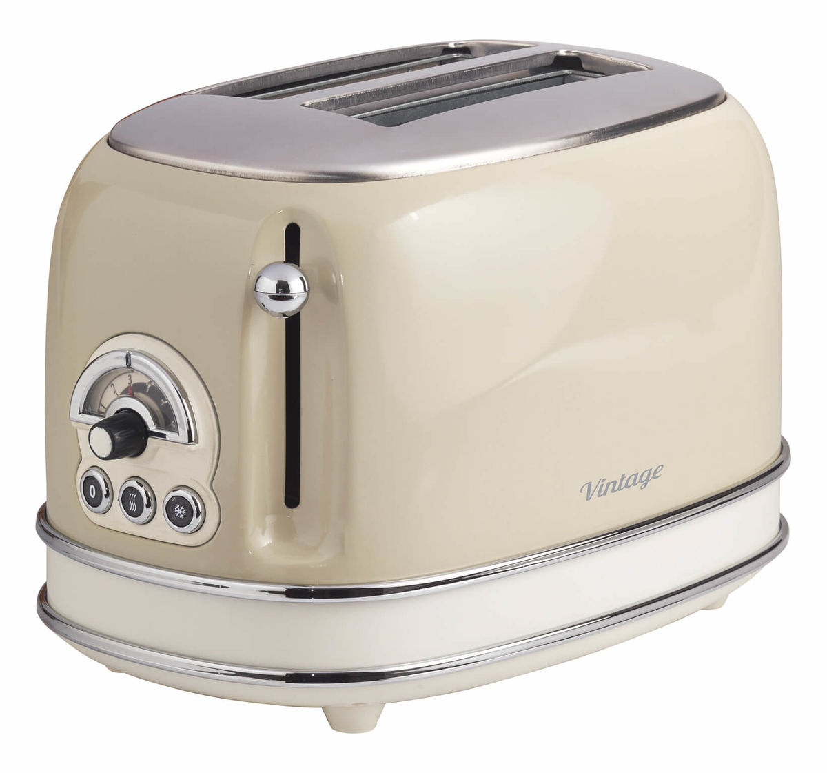 Image of Ariete 155-BG Toaster beige