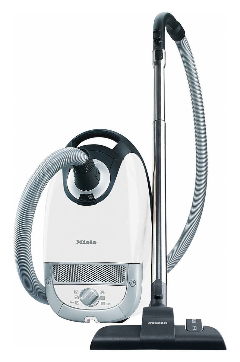 Miele Complete C2 EcoLine Staubsauger White