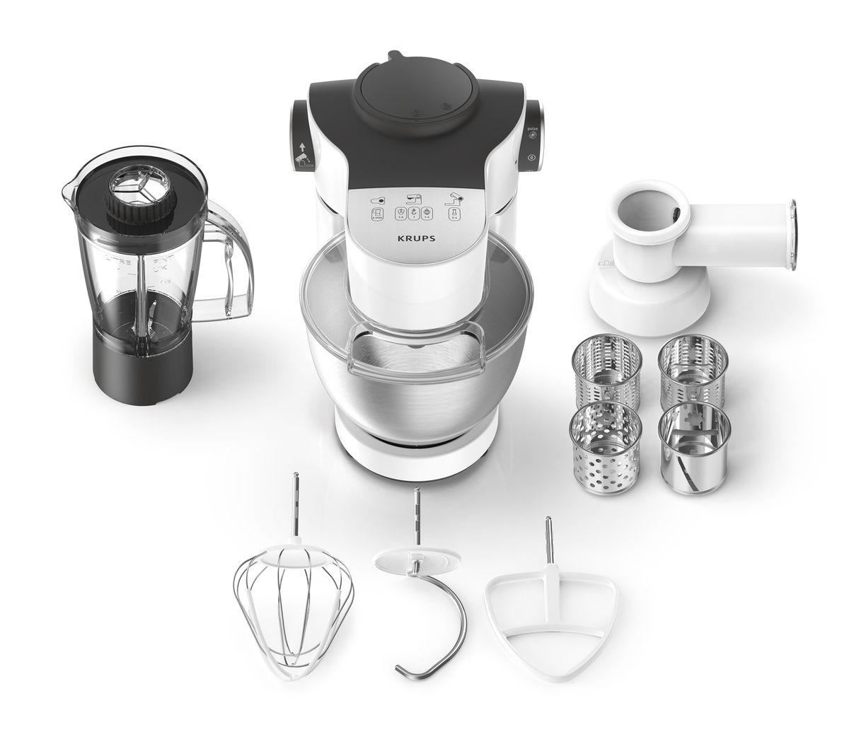 Krups KA2531 Master Perfect Plus Küchenmaschine