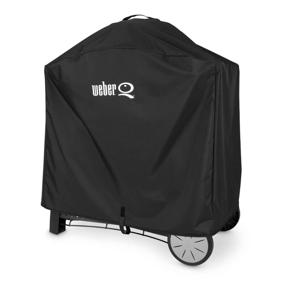 Image of Weber Abdeckhaube Premium für Q300-/3000 u. Q200-/2000-Serie Zubehör