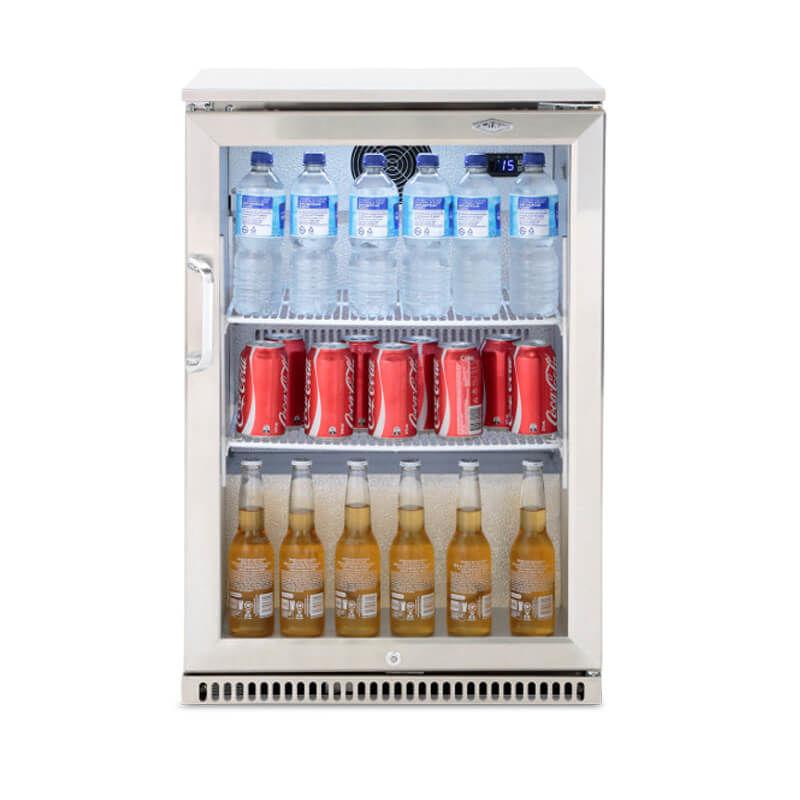 Image of Beefeater Einbau Kühlschrank mit Einzeltür Edelstahl