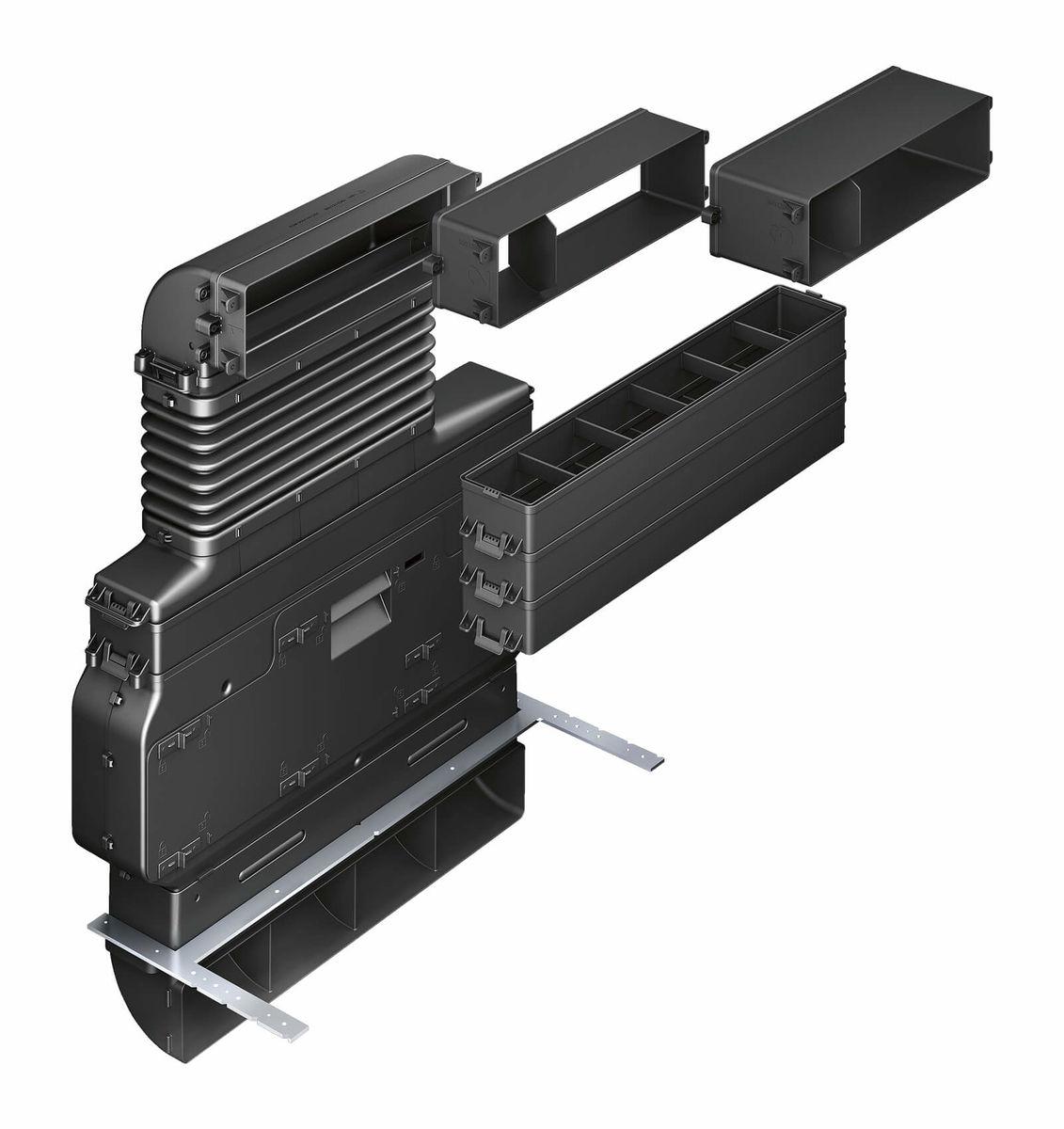 Bosch HEZ381501 für Umluftbetrieb