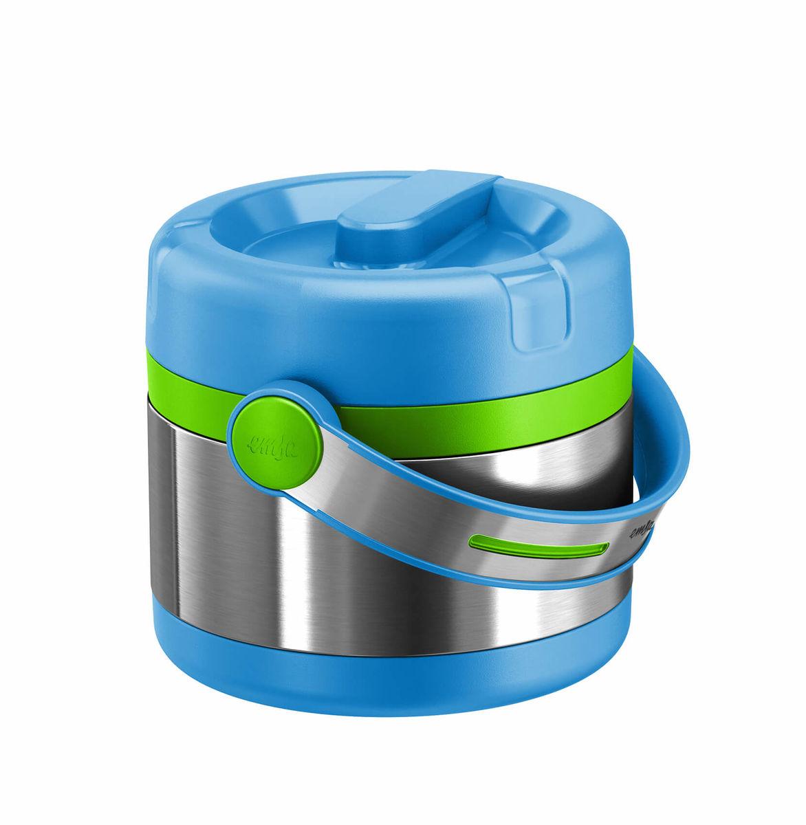 Image of Emsa Mobility Kids Isolier-Speisegefäss blau
