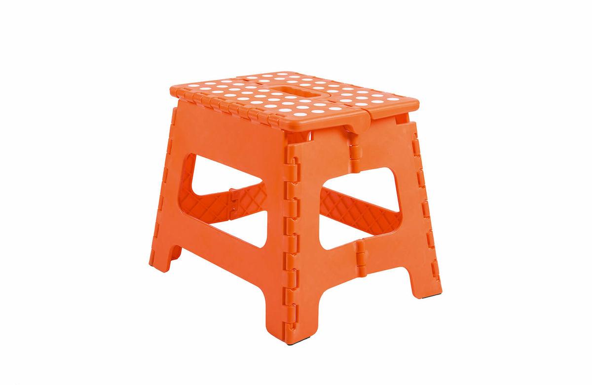 Fusion Klapp-Schemel orange